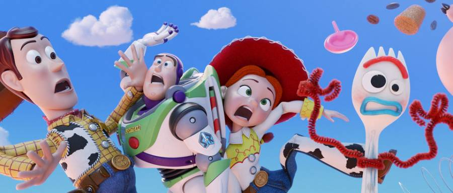 Toy Story 4 at ODEON Luxe East Kilbride