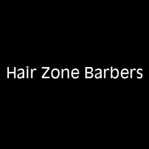 Hair Zone Barbers logo
