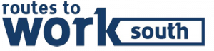Routes To Work South logo